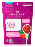 Organic Goji Berries - 8 oz (227 Grams)