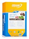 Goji Berry Protein Food Bar, Chocolate Coated - 1 Box of 12 Bars