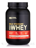 Gold Standard 100% Whey™ Cookies and Cream - 2 lb (909 Grams)