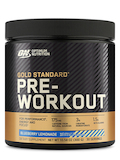 Gold Standard Pre-Workout, Blueberry Lemonade Flavor - 10.58 oz (300 Grams)