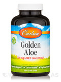 Golden Aloe 180 Soft Gels