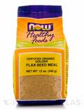 Golden Flax Seed Meal 12 oz