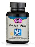 Golden Voice - 100 Vegetarian Capsules