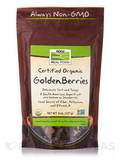 NOW Real Food® - GoldenBerries (Certified Organic) - 8 oz (227 Grams)