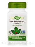Goldenseal Herb 400 mg 100 Capsules