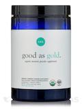 Gold as gold: Organic Golden Milk Powder with Coconut, Reishi & Ashwagandha - 12.89 oz (365 Grams)