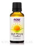 NOW® Essential Oils - Good Morning Sunshine! Essential Oil Blend - 1 fl. oz (30 ml)