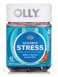 Goodbye Stress Gummies, Berry Verbena - 42 Gummies