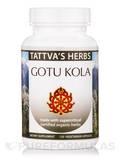 Gotu Kola Organic - 120 Vegetarian Capsules