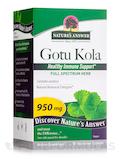 Gotu-Kola Herb 90 Vegetarian Capsules