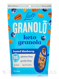 Granolo™ Keto Granola, Frosted Blueberry - 10.5 oz (298 Grams)