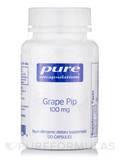 Grape Pip 100 mg 120 Capsules