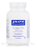 Grape Pip 500 mg 120 Capsules