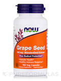 Grape Seed 100 mg 100 Vegetarian Capsules
