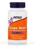 Grape Seed 60 mg - 90 Vegetarian Capsules