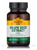 Grape Seed Extract 200 mg - 60 Vegetarian Capsules