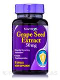 Grape Seed Extract 50 mg 30 Capsules
