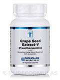 Grape Seed Extract-V (Proanthocyanidins) - 30 Vegetarian Capsules