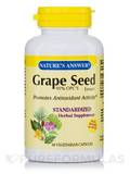 Grape Seed Standardized 60 Vegetarian Capsules
