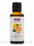 NOW® Essential Oils - Grapefruit Oil (100% Pure) - 1 fl. oz (30 ml)