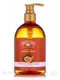 Grapefruit & Wild Ginger Liquid Soap 12 fl. oz