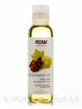 NOW® Solutions - Grapeseed Oil (100% Pure) - 4 fl. oz (118 ml)