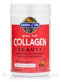 Grass Fed Collagen Beauty Powder, Cranberry Pomegranate - 9.52 oz (270 g)