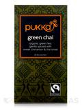 Green Chai Tea 20 Sachets