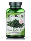 Pure Green Coffee Bean - 90 Vegetarian Capsules