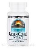 Energizing Green Coffee Extract 500 mg 60 Tablets