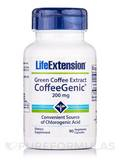 Green Coffee Extract (Coffeegenic) 200 mg - 90 Vegetarian Capsules