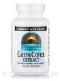 Energizing Green Coffee Extract 500 mg - 120 Tablets