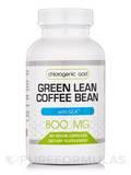 Green Lean Coffee Bean - 60 Veggie Capsules