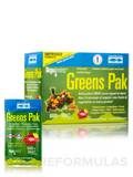 Greens Pak (Berry Flavor) - BOX OF 30 PACKETS