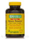Green Source™ Iron Free 60 Tablets