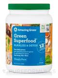 Green Superfood® Alkalize & Detox Powder - 100 Servings (28.2 oz / 800 Grams)