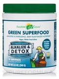 Green Superfood® Alkalize & Detox Powder - 30 Servings (8.5 oz / 240 Grams)