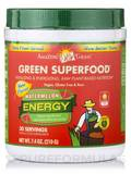 Green SuperFood® Energy Powder, Watermelon - 30 Servings (7.4 oz / 210 Grams)
