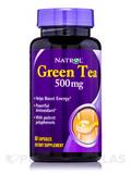 Green Tea 500 mg 60 Capsules