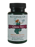 Green Tea - 60 Vegetarian Capsules