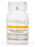 Green Tea Elite with EGCG - 60 Vegetarian Capsules