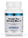 Green Tea Extract Max-V - 60 Vegetarian Capsules