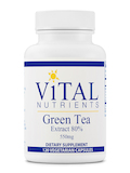 Green Tea Extract 80% 275 mg 120 Capsules