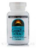 Green Tea Extract 500 mg - 120 Tablets