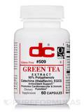 Green Tea Extract - 60 Capsules
