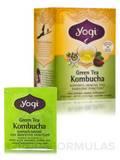 Green Tea Kombucha - 16 Tea Bags