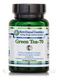 Green Tea-70 60 Vegetarian Capsules