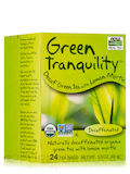Green Tranquility Tea Bags - Box of 24 Packets