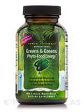 Greens & Greens Phyto-Food Energy - 60 Liquid Soft-Gels
