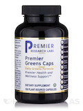 Premier Greens Caps - 150 Vegetable Capsules